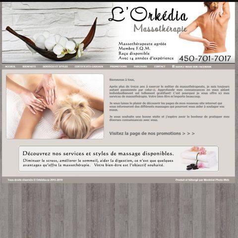 Orkedia-Massotherapie